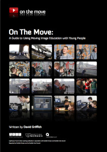 Guide on how to write and make films with young people by screenwriter David Griffith